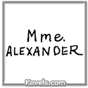 Doll mark, Mme. Alexander