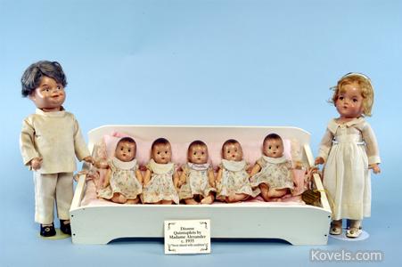 Doll, Dionne Quintuplets