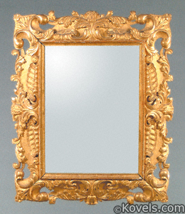 Frame, 18th-c. Italian baroque