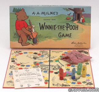 1933 Winnie the Pooh Game