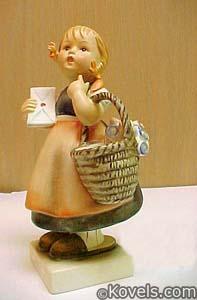 Hummel figurine, Meditation