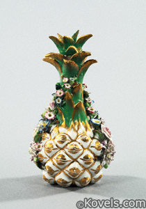 Jacob Petit porcelain scent bottle