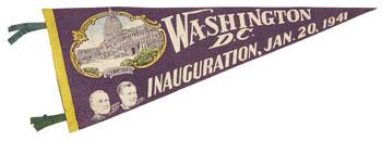 1941 Inaugural Pennant