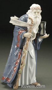 Lladro porcelain figurine, Father Time