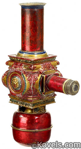 Magic Lantern - Carrée model lampascope by Lumiere Frères