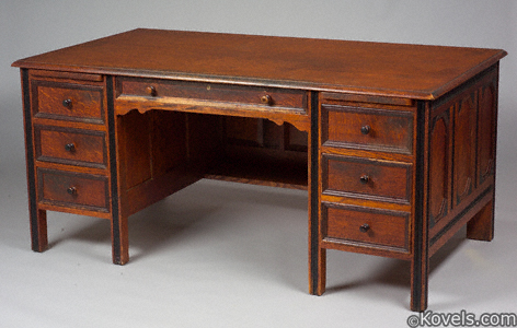 Furniture, desk, Wallace Nutting