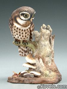 Owl,  Boehm
