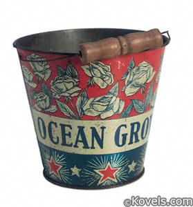 Ocean Grove sand pail