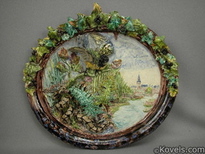 Antique Majolica | Pottery & Porcelain Price Guide | Antiques