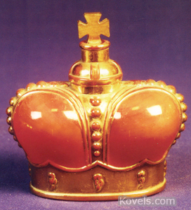 perfume bottle, Matchabelli Dutchess of York