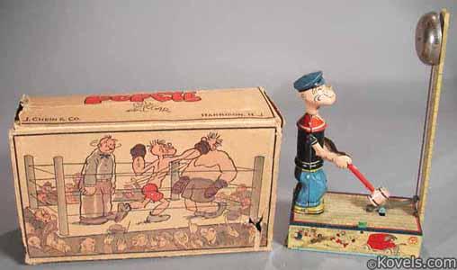 Popeye Heavy Hitter