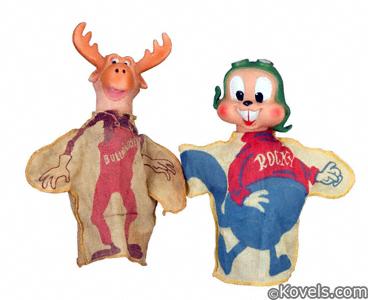 Puppets, Bullwinkle & Rocky