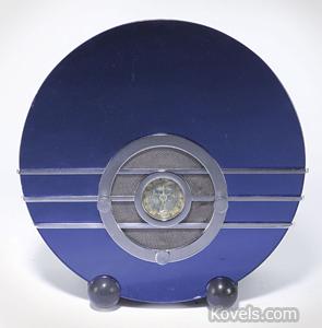 Radio, Sparton Bluebird 1936