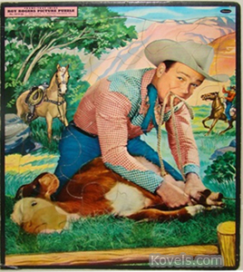 Roy Rogers Puzzle