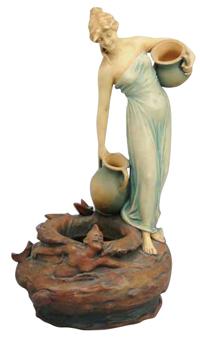 Royal Dux Figurine