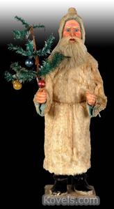 Santa nodder