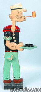 Smoking stand, Popeye