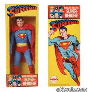 Superman, box