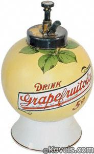 Drink Grapefruitola dispenser