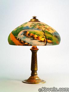 Lamp, Handel