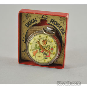 Buck Rogers Pocket Watch