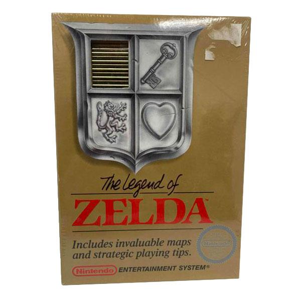 the legend of zelda sealed nintendo video game