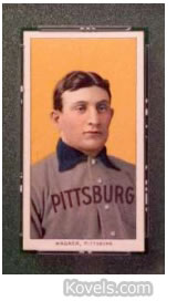 Mastro Charged With Altering Honus Wagner Card News News News