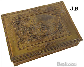 gilted-metal-hinged-box-and-jb-jennings-brothers-mark