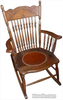 Pleasant Rocking Chair Collectors Concerns Kovels Komments Pabps2019 Chair Design Images Pabps2019Com
