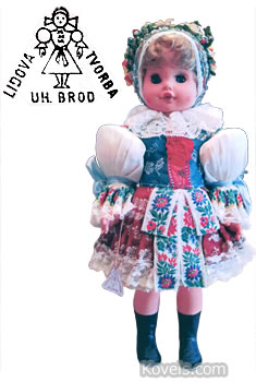 lidova czech doll