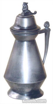 syrup molasses jug pitcher