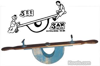 seesaw by mengel co.