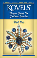 Kovels Buyers' Guide to 20th-Century Costume Jewelry Par 1