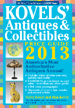 Antiques & Collectibles Price Guide 2013