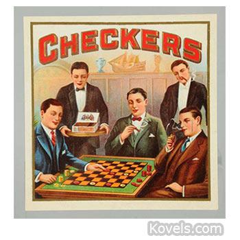 Cigar label checkers