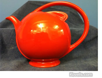 Hall China Airflow Teapot