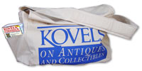 Kovels on Antiques & Collectibles Newsboy Tote Bag