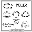 Weller Pottery marks