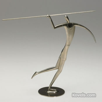 Hagenauer javelin thrower