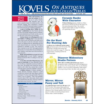Kovels on Antiques and Collectibles, Vol. 39 No. 5