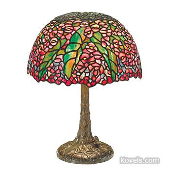 Pony Begonia lamp