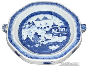 Chinese export warming dish