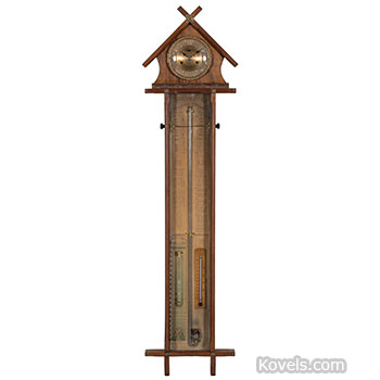 clock, barometer, admiral, fitzroy