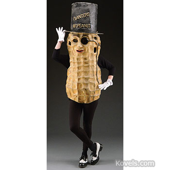 mr, peanut, costume