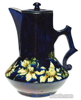 Pauline Pottery made pieces in the