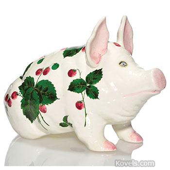 pig, figurine, jan, plitcha
