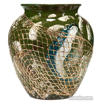 rookwood, vase