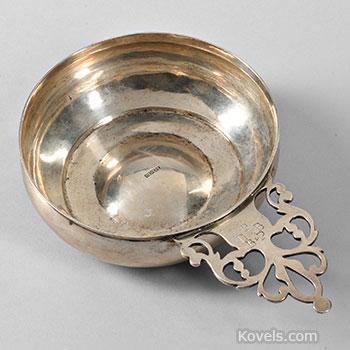 silver, american, porriger, paul, revere