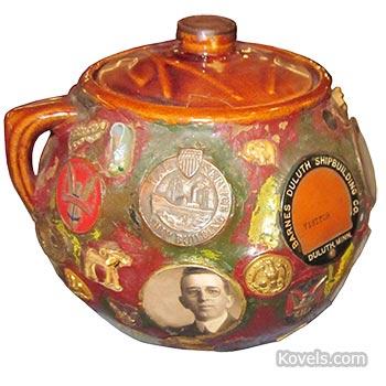 tobacco memory jar