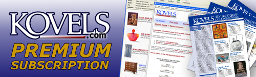 Kovels.com Premium Subscription